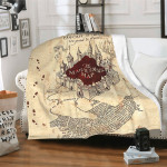 Harry Potter Throw Adults Kids Blanket