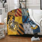 Harry Potter Fleece Blanket Adults And Kids Blanket