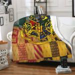Harry Potter Super Soft Blanket