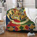 Harry Potter HP Hogwarts Blanket