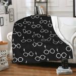 Harry Potter Blanket Cozy For Adults Kids Blanket