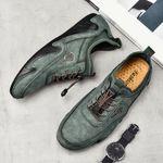 Zapatos casuales de verano transpirables, ligeros y resistentes a los olores hechos a mano