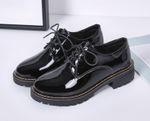 Zapatos Martin planos retro
