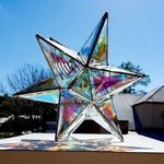 Tetraedro de estrellas para atrapar el sol