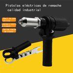 Pistolas remachadoras eléctricas de uso industrial