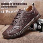Zapatos de suela blanda otoño/invierno