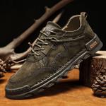 Zapatos de piel para hombre hechos a mano