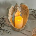 Ángel candelero electrónico ✨ [amuleto de la suerte] ✨