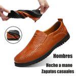 Zapatos casuales de hombre hechos a mano