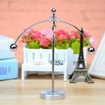 Péndulo de equilibrio de acero inoxidable para la meditación, el entretenimiento, la oficina - la decoración del hogar y los regalos