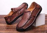 Nuevos y ligeros zapatos planos de beanbag