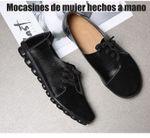 Zapatos casuales de mujer hechos a mano