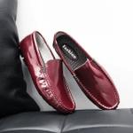 Zapatos de conducción hechos a mano /Piel de vacuno de primera calidad