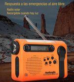 Radio de emergencia meteorológica