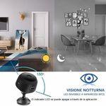 Cámara de visión nocturna 1080P HD IR