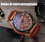 Relojes de cuarzo personalizados