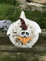 Clip escala pollo ojos grandes costura clip
