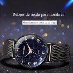 Relojes de moda para hombres