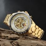 Relojes mecánicos de moda