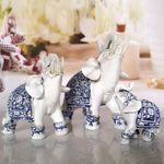 Regalos creativos de decoración de elefantes