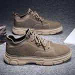 Zapatos casuales resistentes a la abrasión.