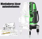 Niveladores láser autonivelantes