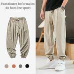 Pantalones informales de hombre sport