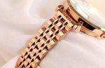 Reloj de cuarzo resistente al agua para mujer