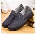 Zapatos casuales para personas de mediana edad y mayores