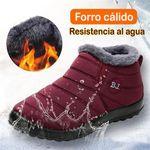 Botas de nieve de invierno impermeables para mujer 🔥 En oferta esta semana OFF 50%🔥