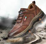 Nuevos zapatos de invierno para hombres