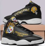 Magma Skull High Top Sneakers Nfl Football Air Jordan 13 Jd 13 Shoes Birthday Unisex Gift Idea Fans Him Son Boyfriend