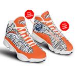 Denver Broncos  Team JD13 Shoes, Air Jordan 13, Gift Shoes For Fan , Custom Shoes For men for women, Personalized Shoes