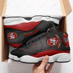 San Francisco 49Ers  Air Jordan 13 Shoes Sneaker,  Gift Shoes For Fan Like Sneaker , Shoes Sport For Everyone Team NFL
