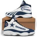 Dallas Cowboys  Air Jordan 13 Shoes Sneaker,  Gift Shoes For Fan Like Sneaker , Shoes Sport For Everyone Team NFL