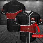 NFL San Francisco 49ers Baseball Shirt