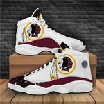 REDSKINS Logo-The Washington team  Air Jordan 13 Shoes Sneaker,  Gift Shoes For Fan Like Sneaker , Shoes Sport For Fan
