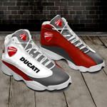 Ducati Corse  logo Company  Air Jordan 13 Shoes Sneaker,  Gift Shoes For Fan Like Sneaker , Shoes Sport For Everybody