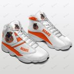 Chicago Bears NFL  team Air Jordan 13 Shoes Sneaker,  Gift  Cute Shoes For Fan Like Sneaker , Shoes Sport For Everybody