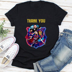 Lionel Messi Thank You Signature Shirt