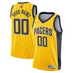 Indiana Pacers NBA Nike Earned Edition Swingman Jersey-Custom-Mens Shirt