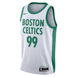 Boston Celtics Nike City Edition Swingman Jersey NBA - 99 Tacko Fall - Mens Shirt