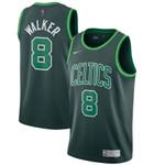 Boston Celtics Nike Earned Edition Swingman Jersey NBA - 8 Kemba Walker - Mens Shirt