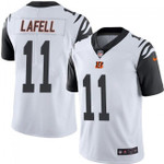 Cincinnati Bengals #11 Brandon LaFell White Team Color V-neck Short-sleeve Jersey For Fans