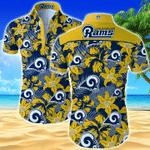 Nhl Los Angeles Rams Hawaiian Shirt