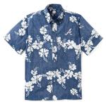 Atlanta Braves 50th Aloha Hawaiian Shirt