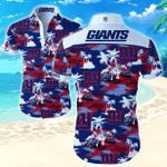 New York Giants Nfl Hawaiian Shirt