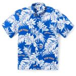 New York Mets Aloha Mlb Hawaiian Shirt