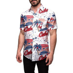 Chicago Cubs Beach Paradise Hawaiian Shirt