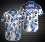 Pabst Blue Ribbon Hawaii Shirt Ver 2